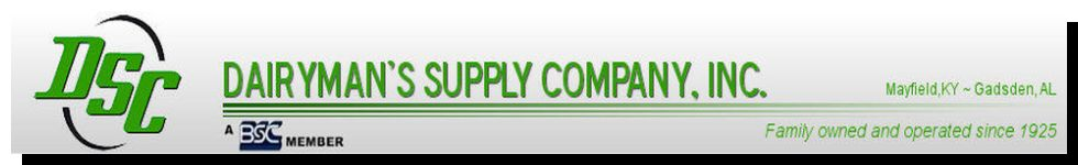 Dairyman's Supply Company
